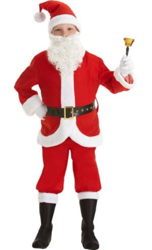 Wholesale prices on top quality Santa Boy Costume - Cheap flat rate shipping - No order minimums - Visit us now!