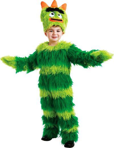 Toddler Boys Brobee Costume Deluxe