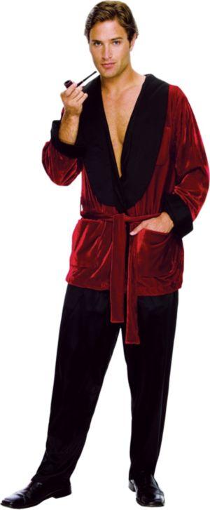 Adult Hugh Hefner Costume - Playboy