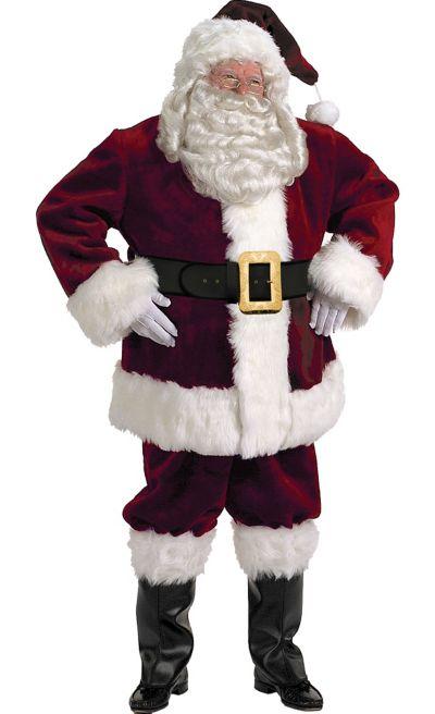 Adult Majestic Santa Suit Extra Large