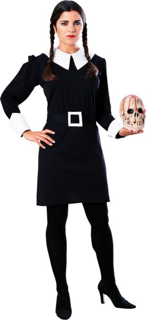 Adult Wednesday Costume - Addams Family