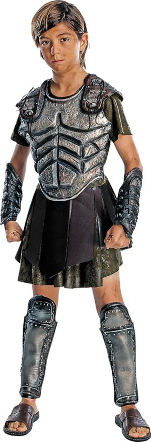 Boys Perseus Costume Deluxe - Clash of the Titans