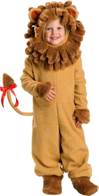 Toddler Boys Li'l Lion Costume