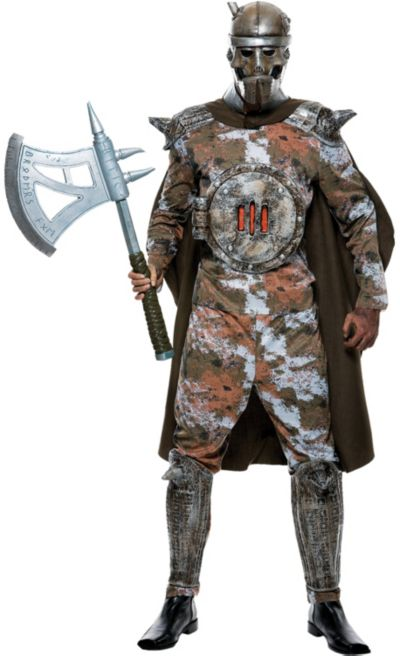 Adult Wicked of Oz Tin Woodsman Costume