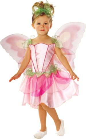 Toddler Girls Springtime Fairy Costume