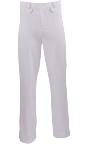 White Disco Pants