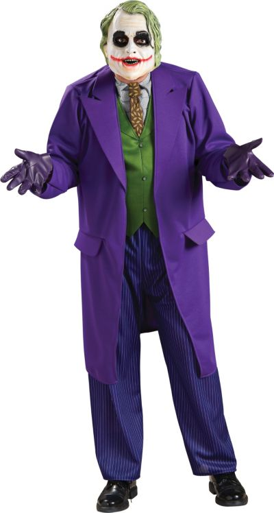 Adult The Joker Costume Deluxe - Batman