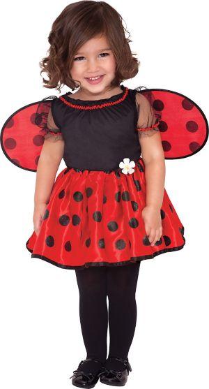 Baby Little Ladybug Costume