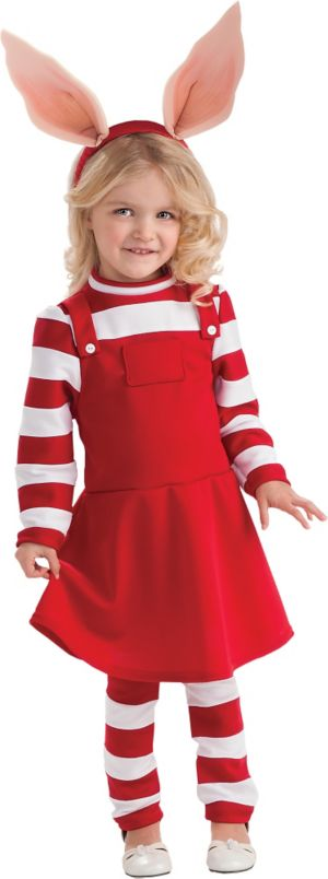 Toddler Girls Olivia Costume