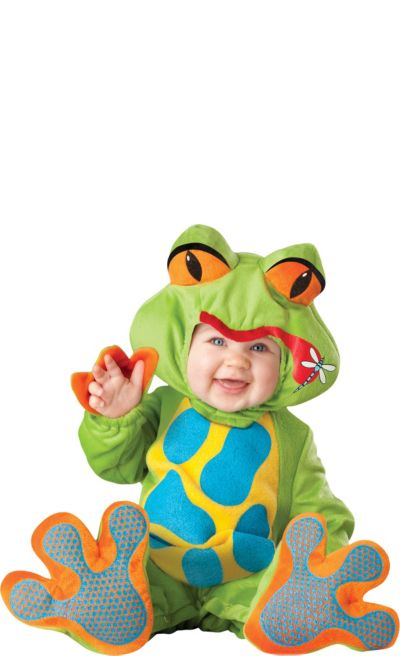 Baby Lil Froggy Frog Costume Deluxe