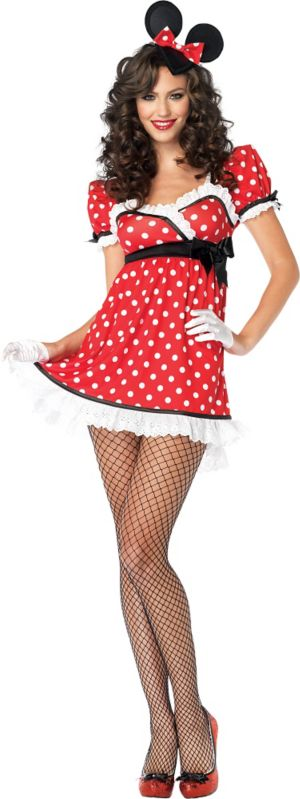 Adult Sweet Mischief Mouse Costume