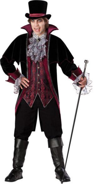 Adult Vampire of Versailles Costume Elite