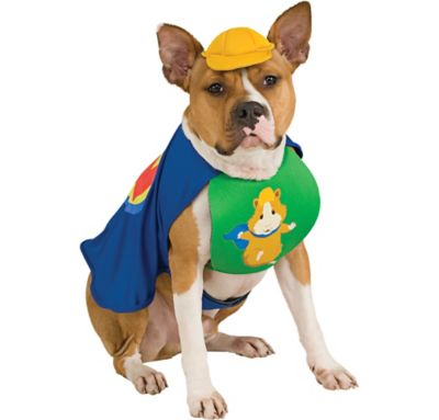 Wonder Pets Linny the Guinea Pig Dog Costume