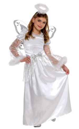 Child Christmas Angel Costume