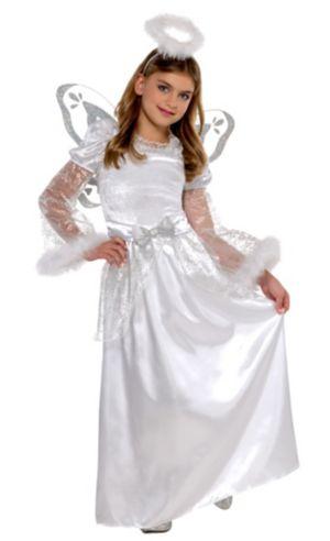 Child Christmas Angel Costume
