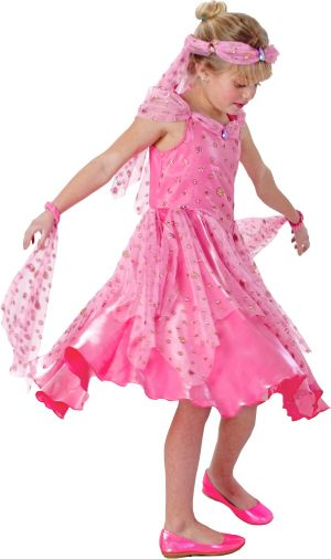 Girls Jolie Princess Costume Deluxe