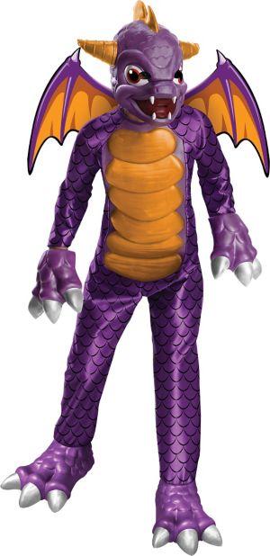 Skylanders Spyro Costume for Boys- Party City
