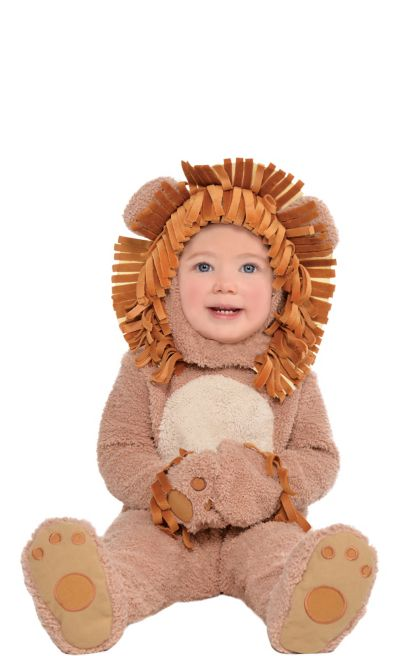 Baby Li'l Loveable Lion Costume