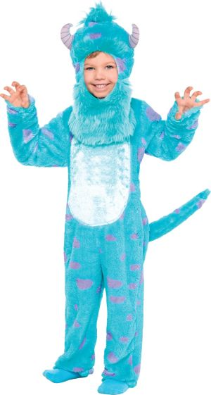 Toddler Boys Sulley Costume - Monsters University