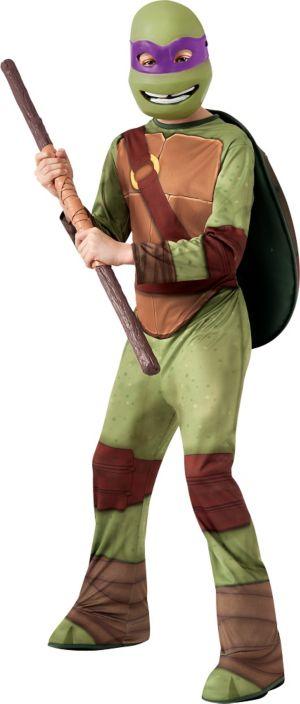 Boys Donatello Costume - Teenage Mutant Ninja Turtles
