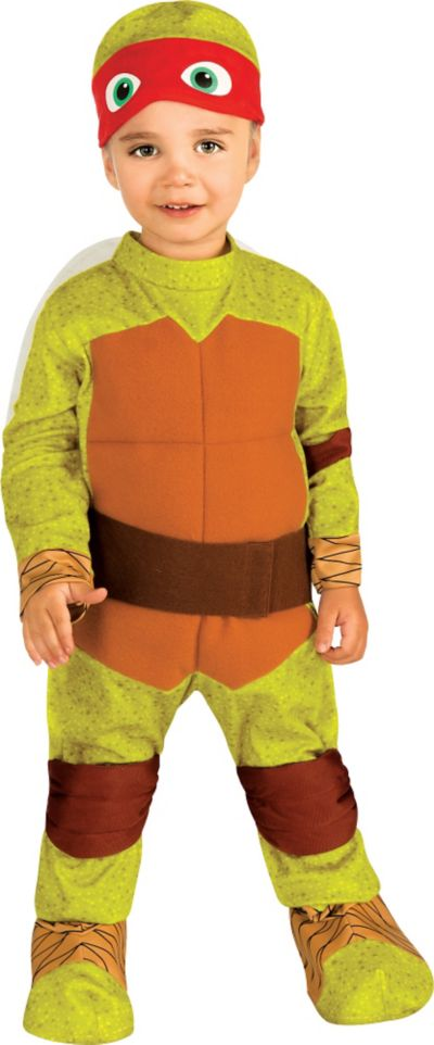 Toddler Boys Raphael Costume - Teenage Mutant Ninja Turtles