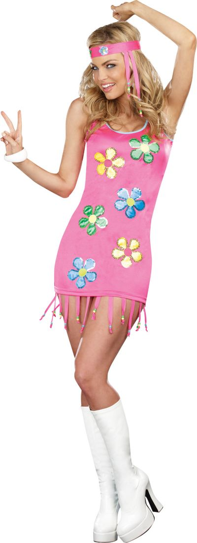 Adult Groovy Baby Costume