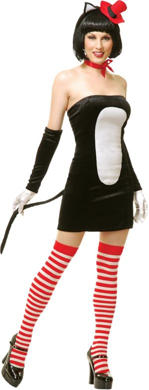 Adult Sexy Kitty Cat Costume