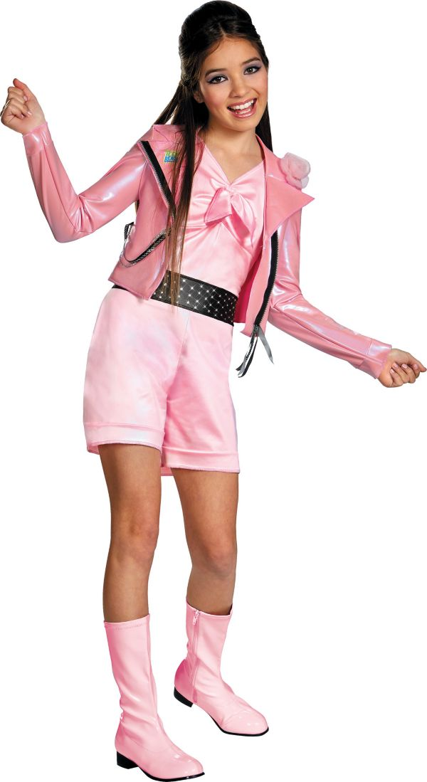 Girls Lela Costume - Teen Beach Movie
