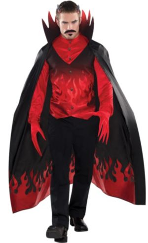 Adult Diablo Costume