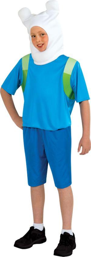 Boys Finn Costume - Adventure Time