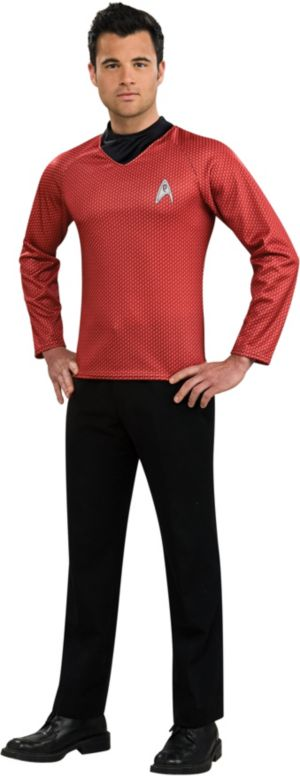 Adult Scotty Costume - Star Trek 2