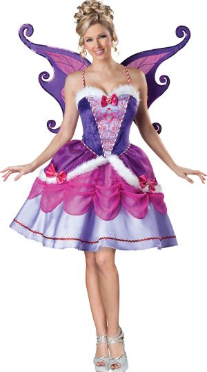 Adult Sugar Plum Fairy Costume