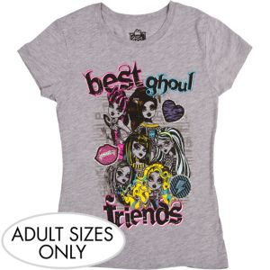Monster High Best Ghoul Friends T-Shirt