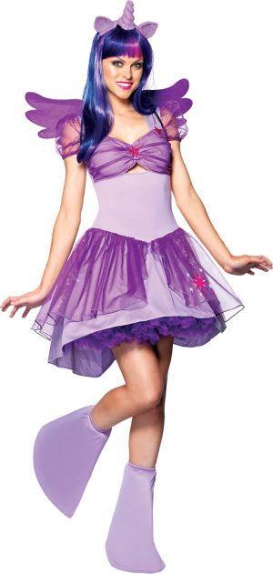 Adult Sassy Twilight Sparkle Costume - My Little Pony