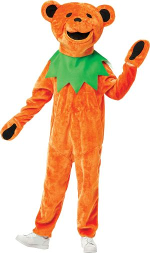 Adult Blue Grateful Dead Bear Costume