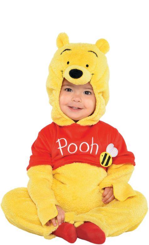 Baby Costumes Singapore Baby Winnie The Pooh Costume