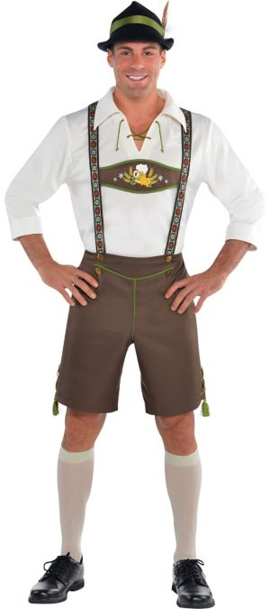 Adult Mr. Oktoberfest Costume