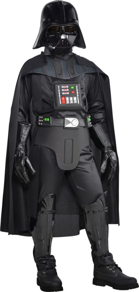 Kids Halloween Costumes Boys Boys Darth Vader Costume