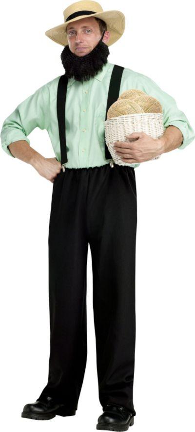 Adult Amish Costume