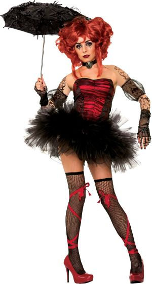 Adult Twisted Tight Rope Walker Costume