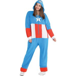 Zipster American Dream One Piece Costume