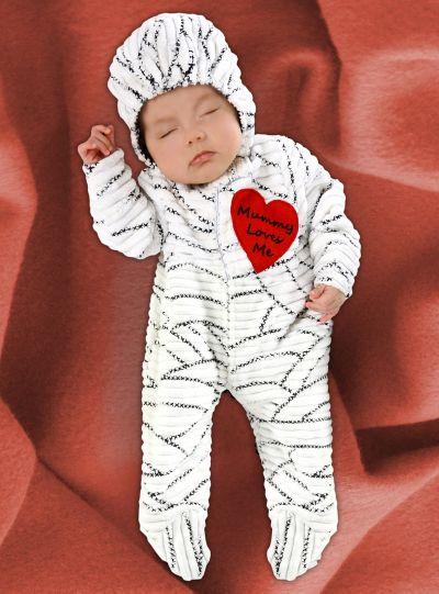 Baby Mummy Loves Me Costume
