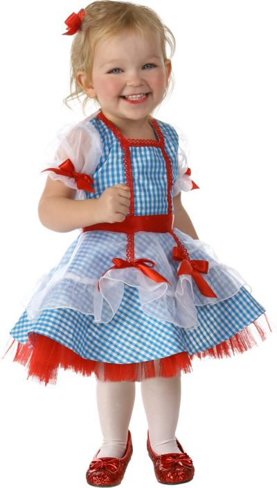 Baby Glitter Dorothy Costume - The Wizard of Oz