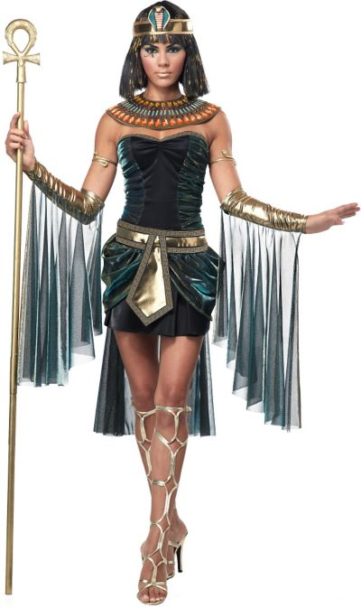 Adult Egyptian Goddess Costume