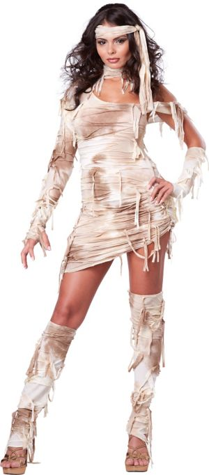 Adult Mystical Mummy Costume