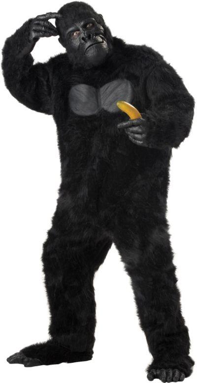 Adult Gorilla Costume Plus Size