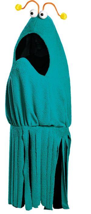 Adult Blue Yip Yip Costume - Sesame Street