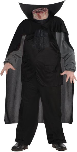 Adult Bloody Headless Horseman Costume Plus Size