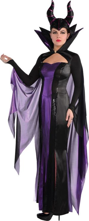 Adult Maleficent Costume Couture - Sleeping Beauty