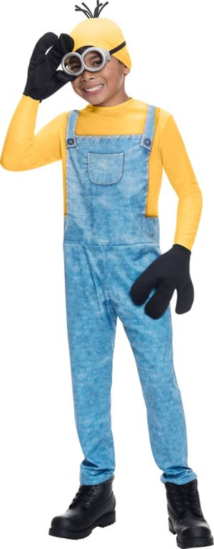 Boys Kevin Minion Costume - Minions Movie